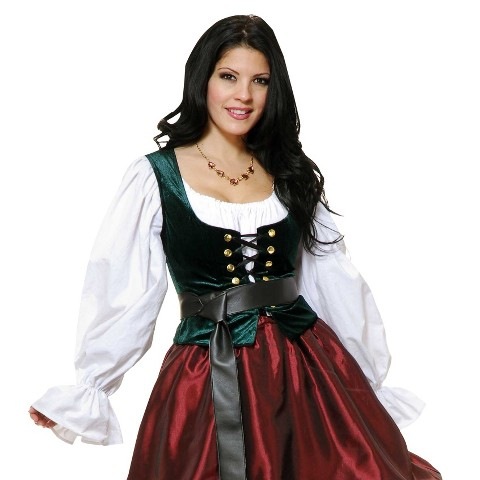 Women's Corset Bodice Costume