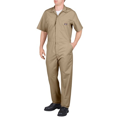 Dickies® Men's Poplin Short Sleeve Coverall