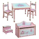Guidecraft Princess Toddler Furniture Collect...