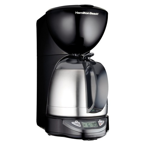 Hamilton Beach Programmable Thermal 10 Cup Coffee Maker- 49854