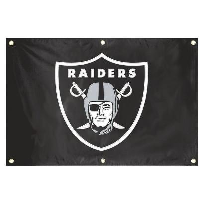 Oakland Raiders Fan Banner