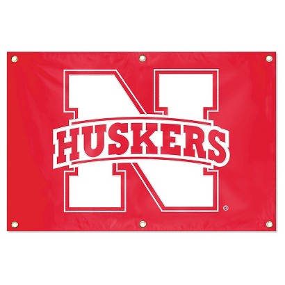 College Nebraska Fan Banner
