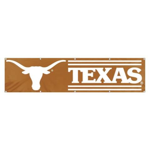 Texas Longhorns College Giant Banner