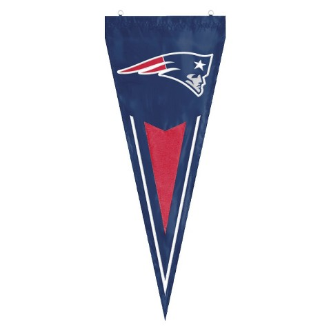 New England Patriots Yard Pennant