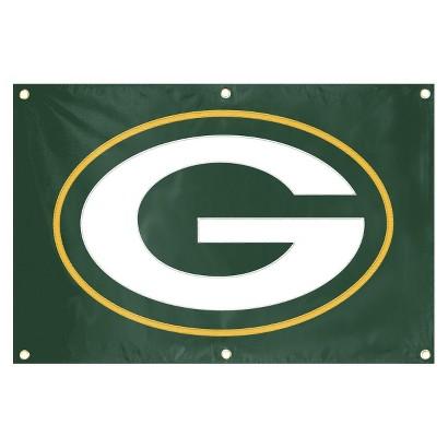 Green Bay Packers Fan Banner