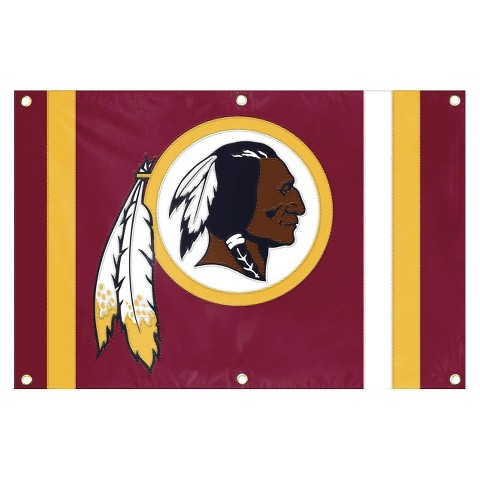 Washington Redskins Fan Banner