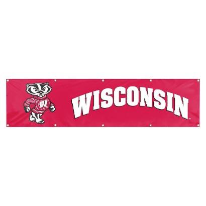 Wisconsin Badgers College Giant Banner