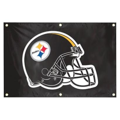 Pittsburgh Steelers Fan Banner