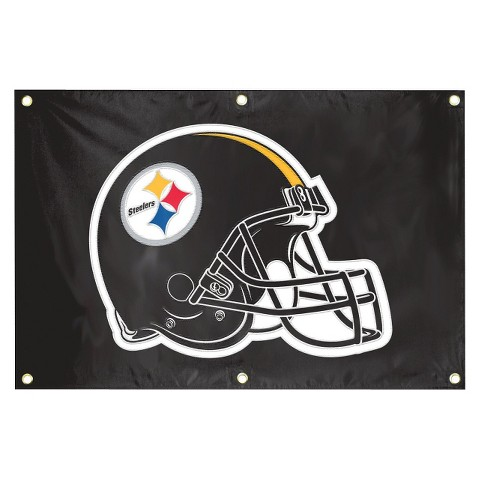 Pittsburgh Steelers Fan Banner