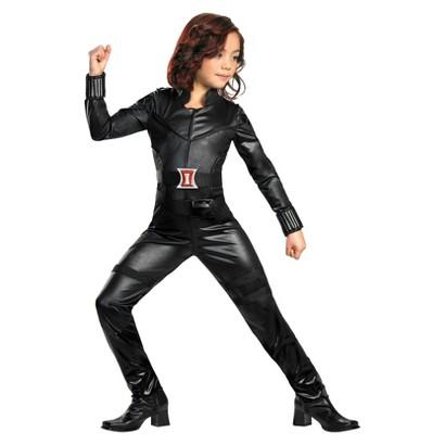 Girl's Avengers Widow Deluxe Costume