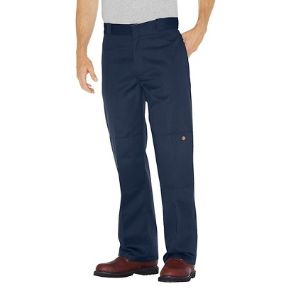 Dickies®  Men's Loose Straight Fit Twill Double Knee Pant