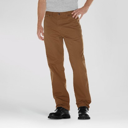 Dickies® Men's Relaxed Straight Fit Canvas Carpenter Jean