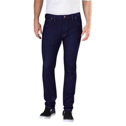 Dickies® Men's Slim Skinny Fit Flex Denim 5-Pocket Jean