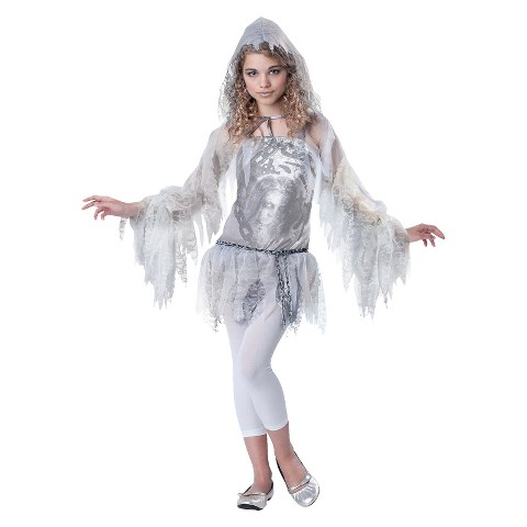 Tween Girl's Sassy Spirit Costume