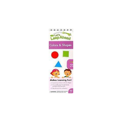 Colors & Shapes (Paperback)