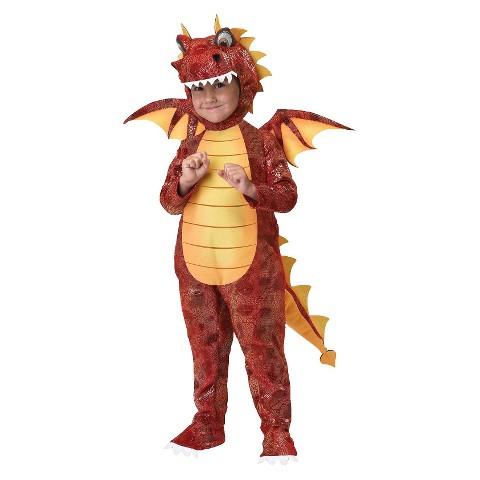 Infant/Toddler Fire Breathing Dragon Costume