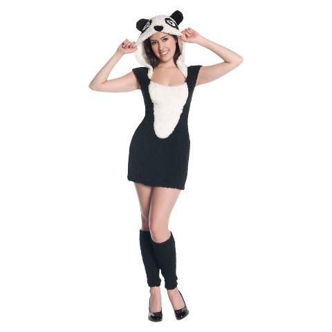 Teen Girl's Panda Costume