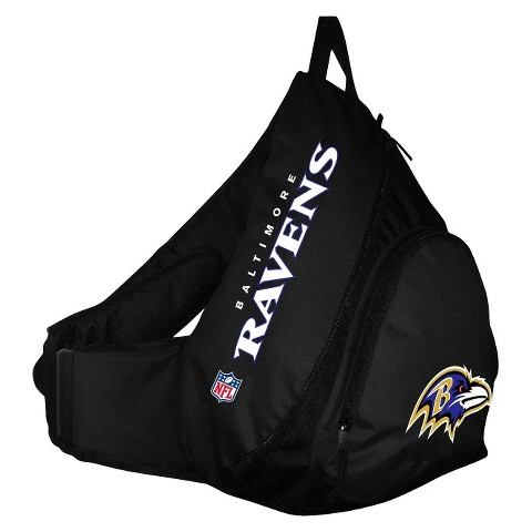 Baltimore Ravens Concept One Slingbag - Black