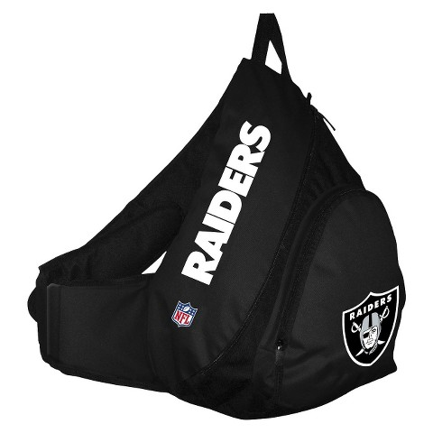 Oakland Raiders Concept One Slingbag - Black