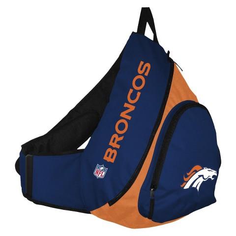 Denver Broncos Concept One Slingbag - Blue and Orange