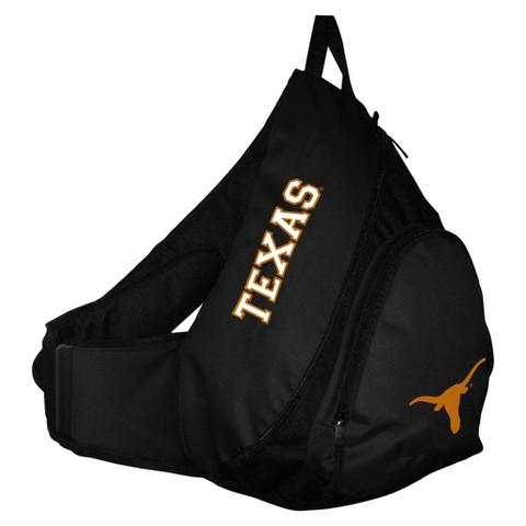 Texas Longhorns Color Slingbag - Black