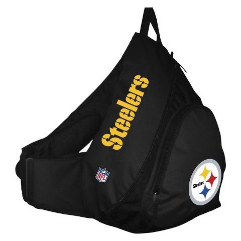 Pittsburgh Steelers Concept One Slingbag - Black