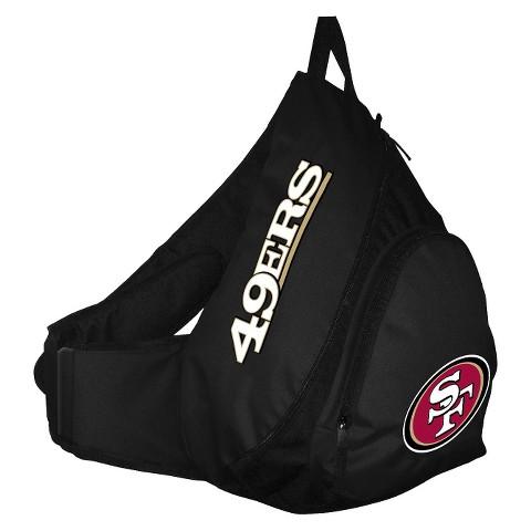 San Francisco 49ers Concept One Slingbag - Black