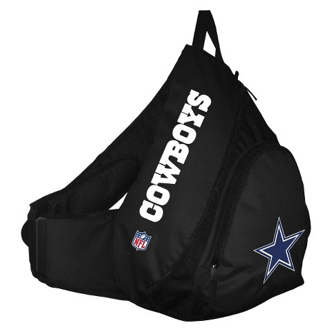 Concept One Dallas Cowboys Slingbag - Black