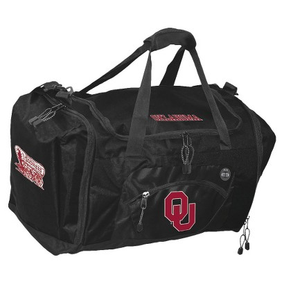 Concept One Oklahoma Sooners Roadblock Duffel - Black