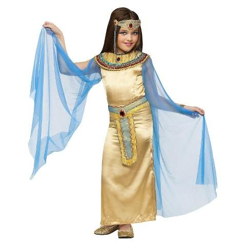 Girl's Cleopatra Deluxe Costume