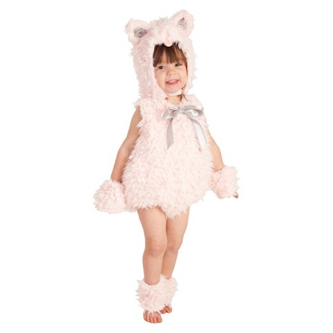 Infant/Toddler Shaggy Kitty Costume