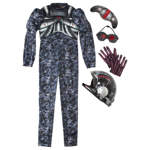Boy's Recon Commando Costume