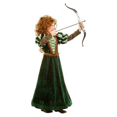 Girl's Forest Princess Costume