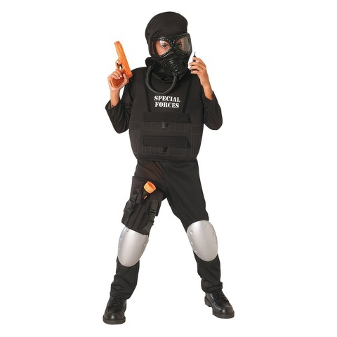 Boy's Special Forces Officer Costume