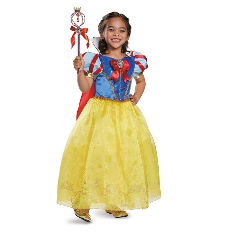 Toddler/Girl's Storybook Snow White Prestige Costume