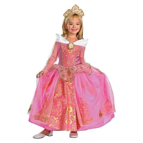 Toddler/Girl's Storybook Aurora Prestige Costume