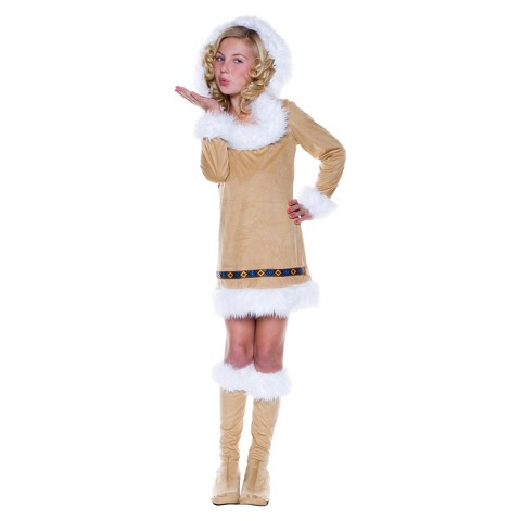Girl's Eskimo Costume