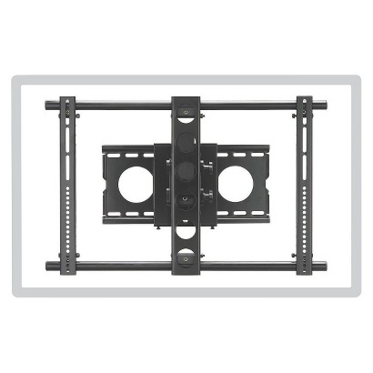 "Sanus Classic Large Full Motion TV Wall Mount for 32""to 63"" TVs - Black (MLF10-B1)"