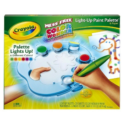 Crayola Color Wonder Paint Palette