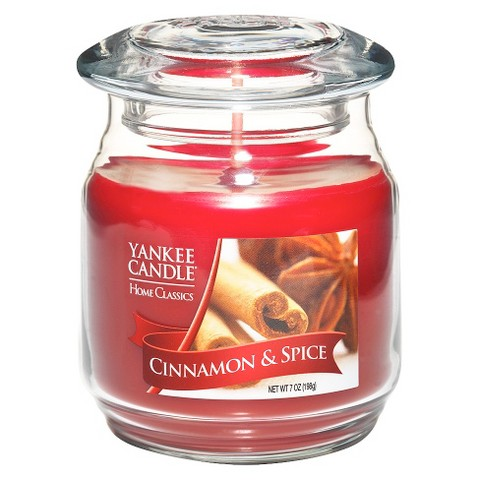 Yankee Candle Company Red Jar Cinn & Spice  - Regular