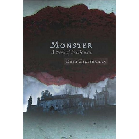 Monster by Dave Zeltserman (Hardcover)