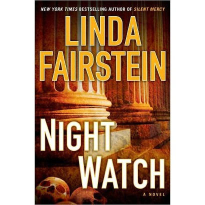 Night Watch by Linda Fairstein (Hardcover)