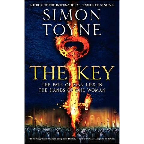 The Key by Simon Toyne (Hardcover)