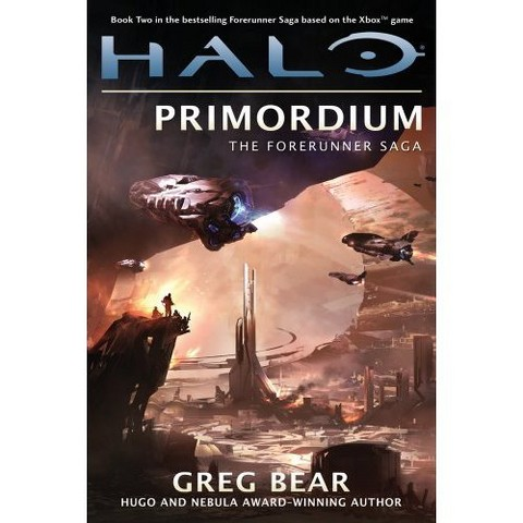 Halo: Primordium: Book Two of the Forerunner Saga by Greg Bear (Paperback)