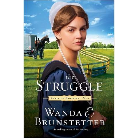 The Struggle (Kentucky Brothers Series #3) by Wanda E. Brunstetter (Paperback)