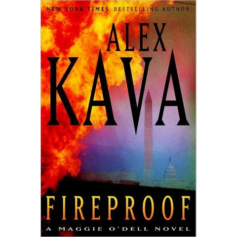 Fireproof (Maggie O'Dell Series #10) by Alex Kava (Hardcover)