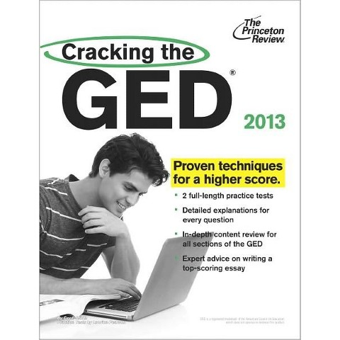 Cracking the GED, 2013 Edition by Princeton Review (Paperback)