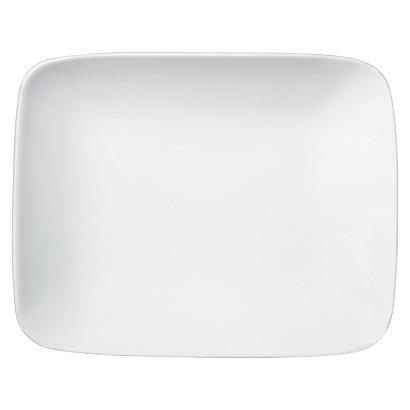 Threshold™ Rectangle Salad Plate Set of 4 - White