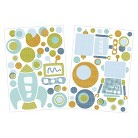 Lolli Living Baby Wall Decals - On the Go