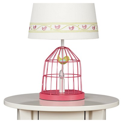 Lolli Living Lamp Base - Bird Cage